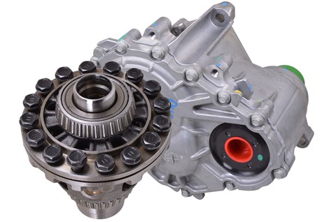 Mazda CX9 Replacement Differential Carrier & Transfer Case